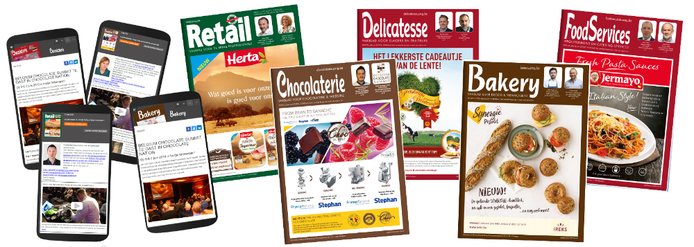 Reail, Chocolaterie, Delicatesse, Bakery en FoodServices