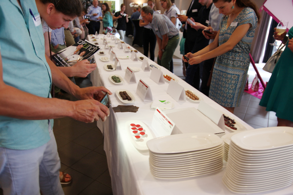 Belgian Chocolate Awards tasting