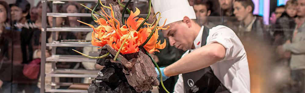 la finale du World Chocolate Masters